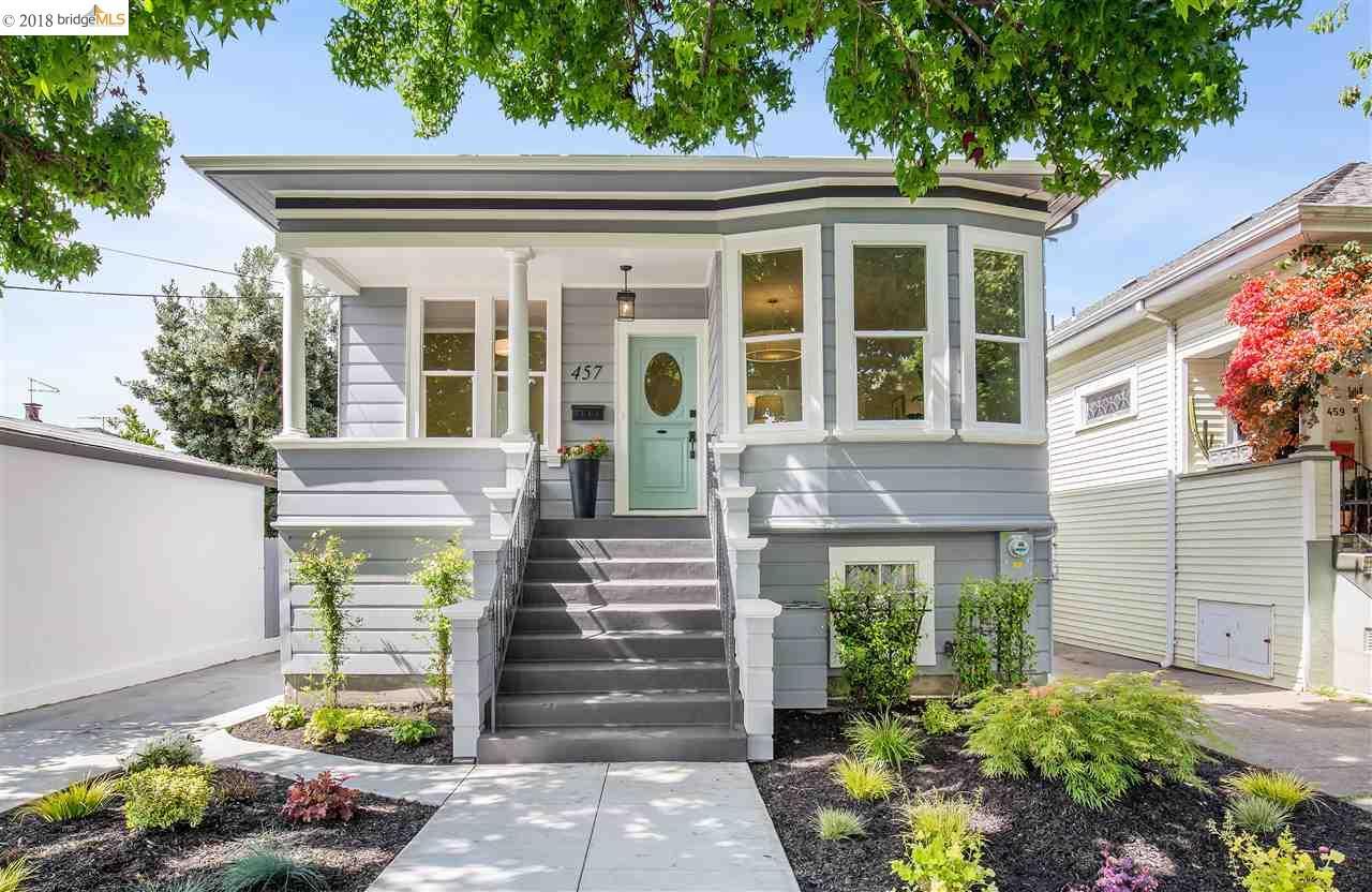 457 CAVOUR ST, OAKLAND, CA 94618