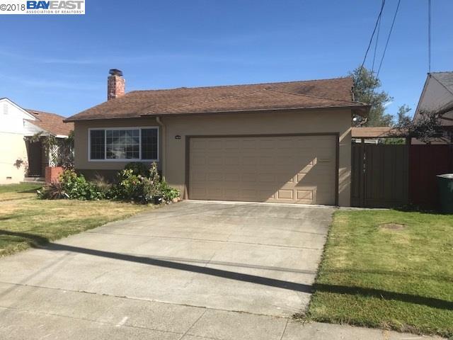 1874 BANDONI, SAN LORENZO, CA 94580