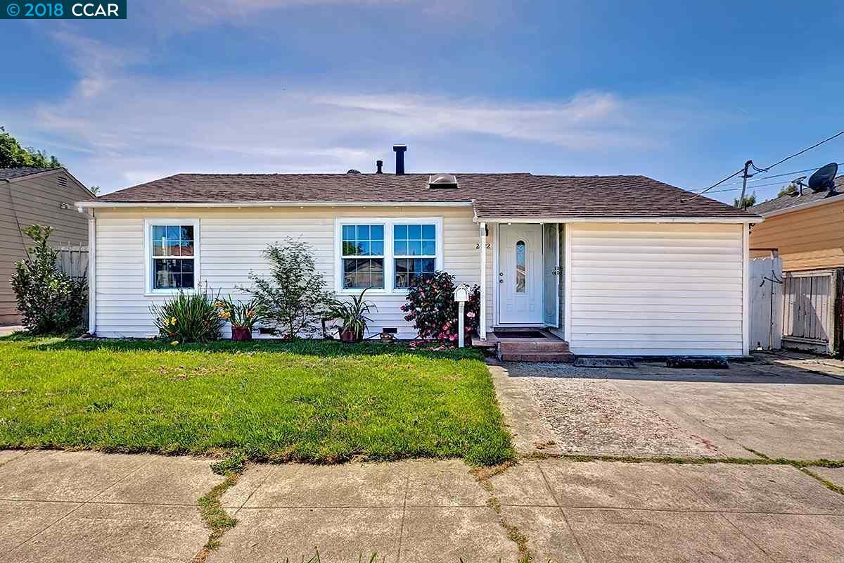2422 MCBRYDE AVE, RICHMOND, CA 94804