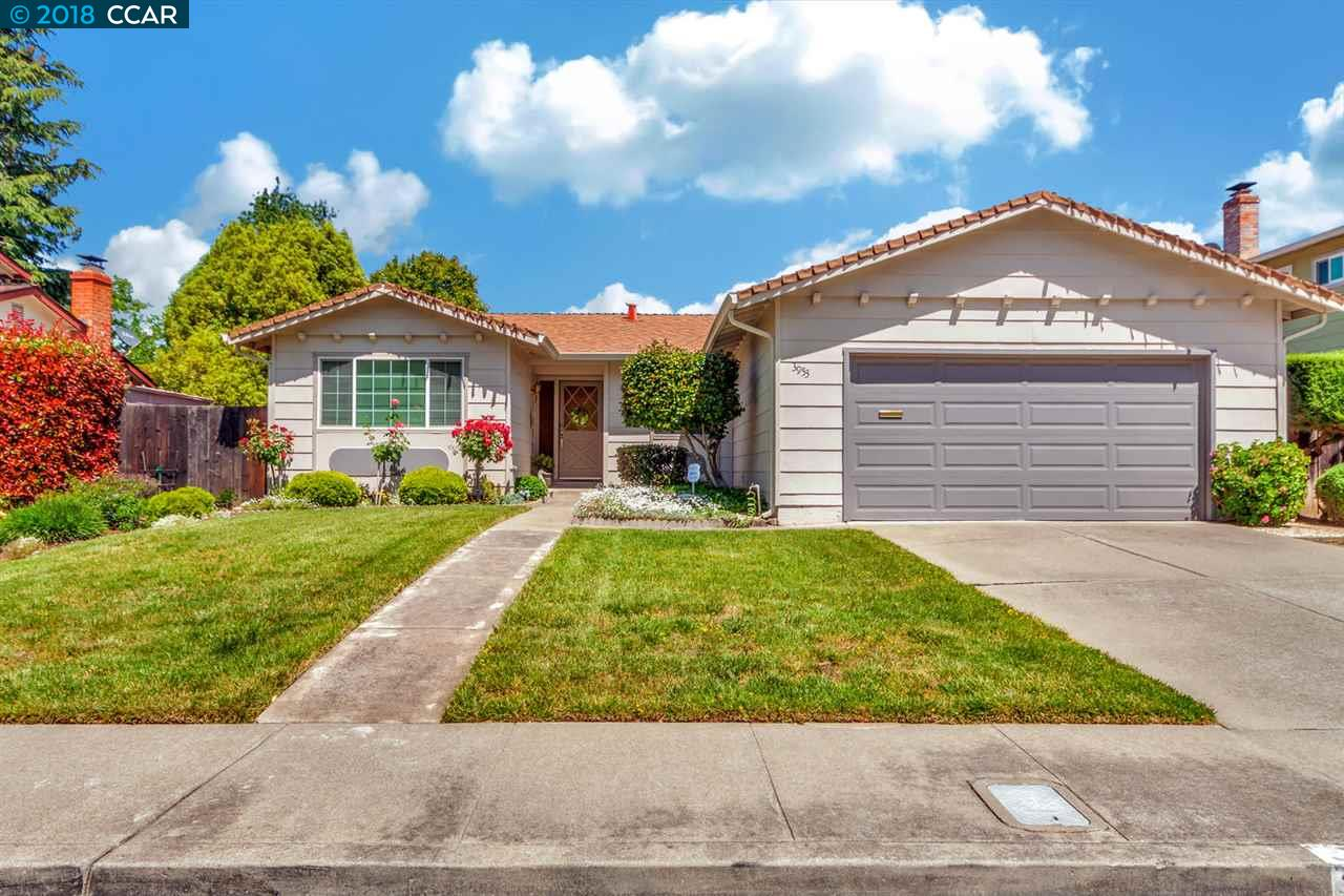 3953 Fernwood Way | PLEASANTON | 1647 | 94588