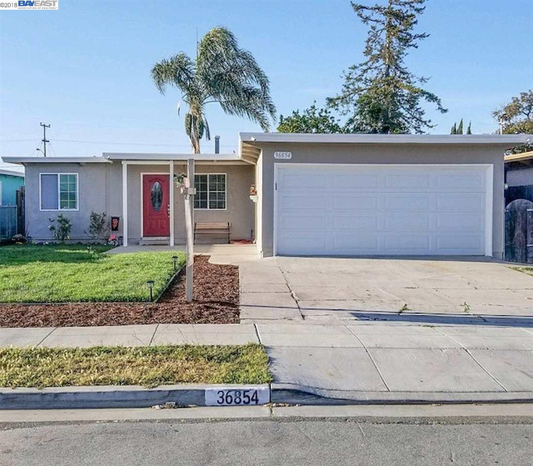 36854 HAFNER STREET, NEWARK, CA 94560
