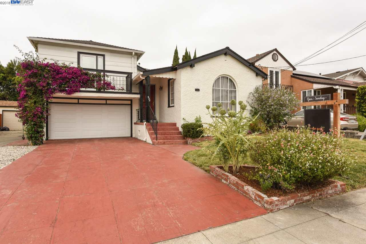 Buying or Selling SAN LEANDRO Real Estate, MLS:40822544, Call The Gregori Group 800-981-3134