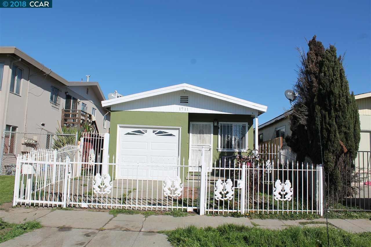 1711 CUTTING, RICHMOND, CA 94804