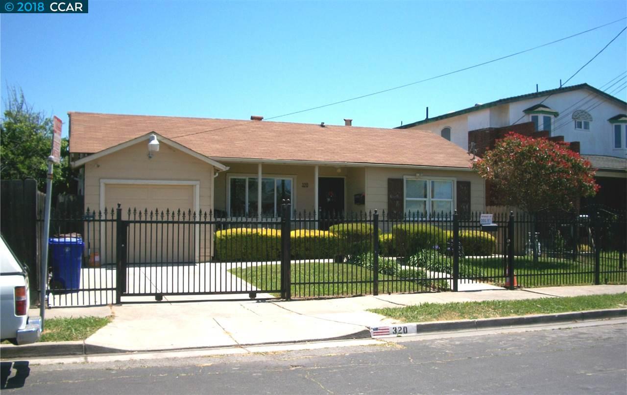 320 S 8TH ST, RICHMOND, CA 94804