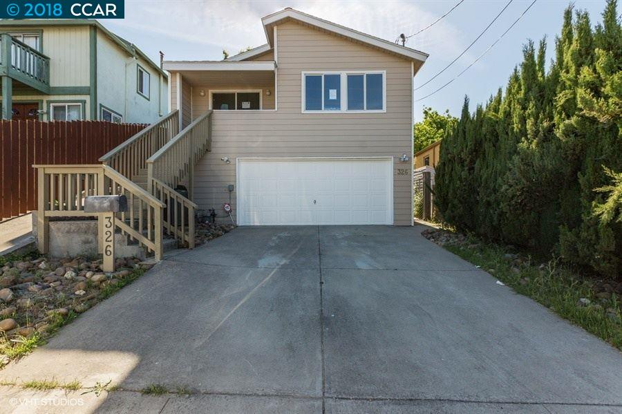 326 RODEO AVE, RODEO, CA 94572