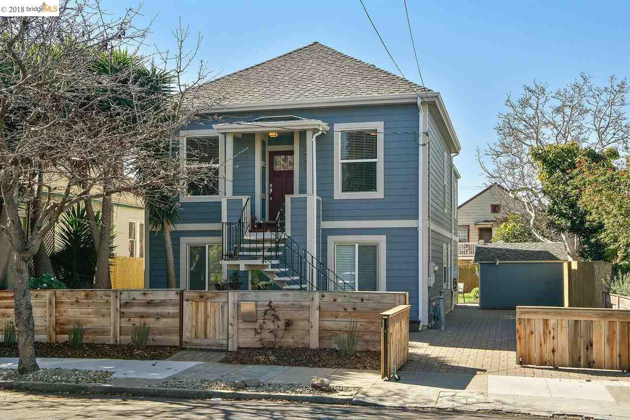 5881 Vallejo St Emeryville Ca 94608 Ann Wilkins Real Estate
