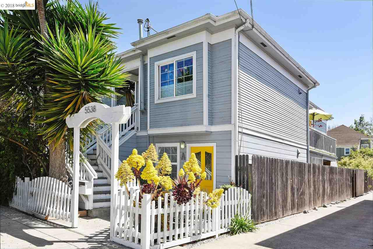 5538 Beaudry St | EMERYVILLE | 895 | 94608
