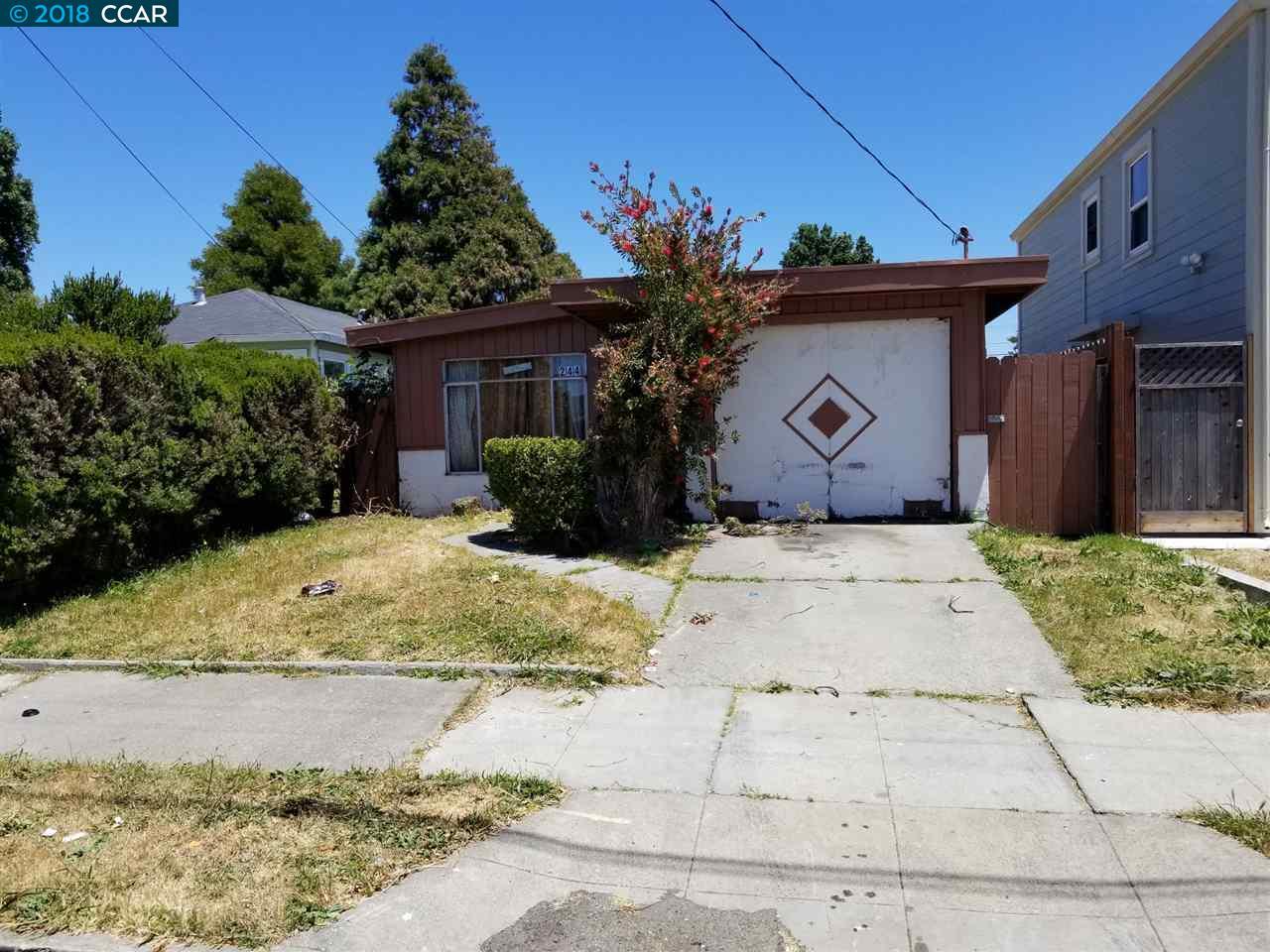 244 S 16, RICHMOND, CA 94804