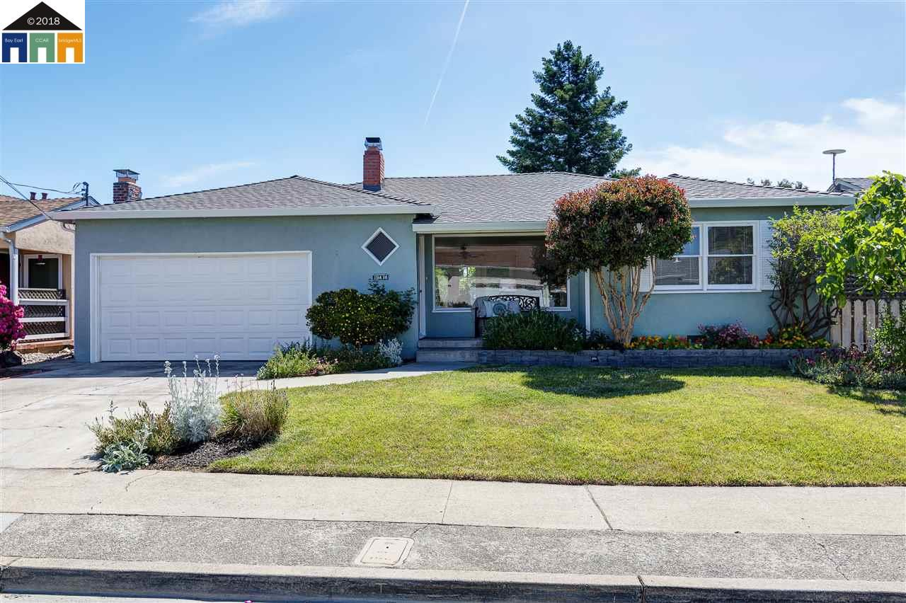 19474 Vaughn Avenue | CASTRO VALLEY | 1061 | 94546