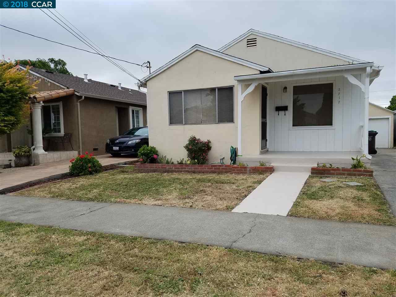 2717 LOWELL AVE, RICHMOND, CA 94804