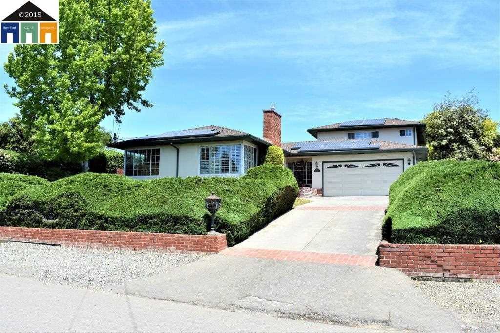 17668 Parker Road | CASTRO VALLEY | 2998 | 94546