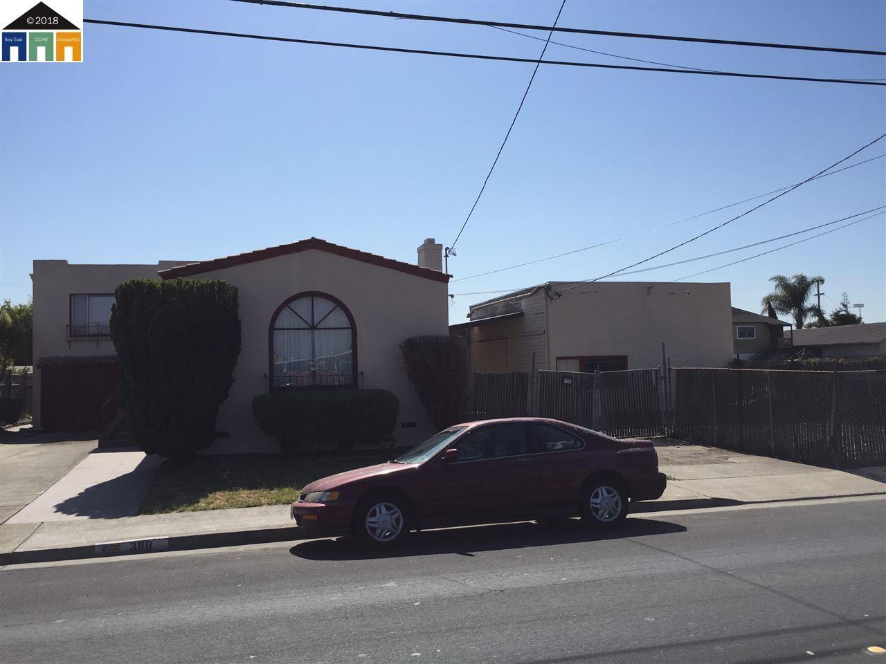 380 S 37TH, RICHMOND, CA 94801