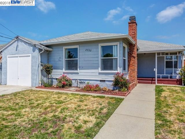 2332 Vegas Ave | CASTRO VALLEY | 1031 | 94546
