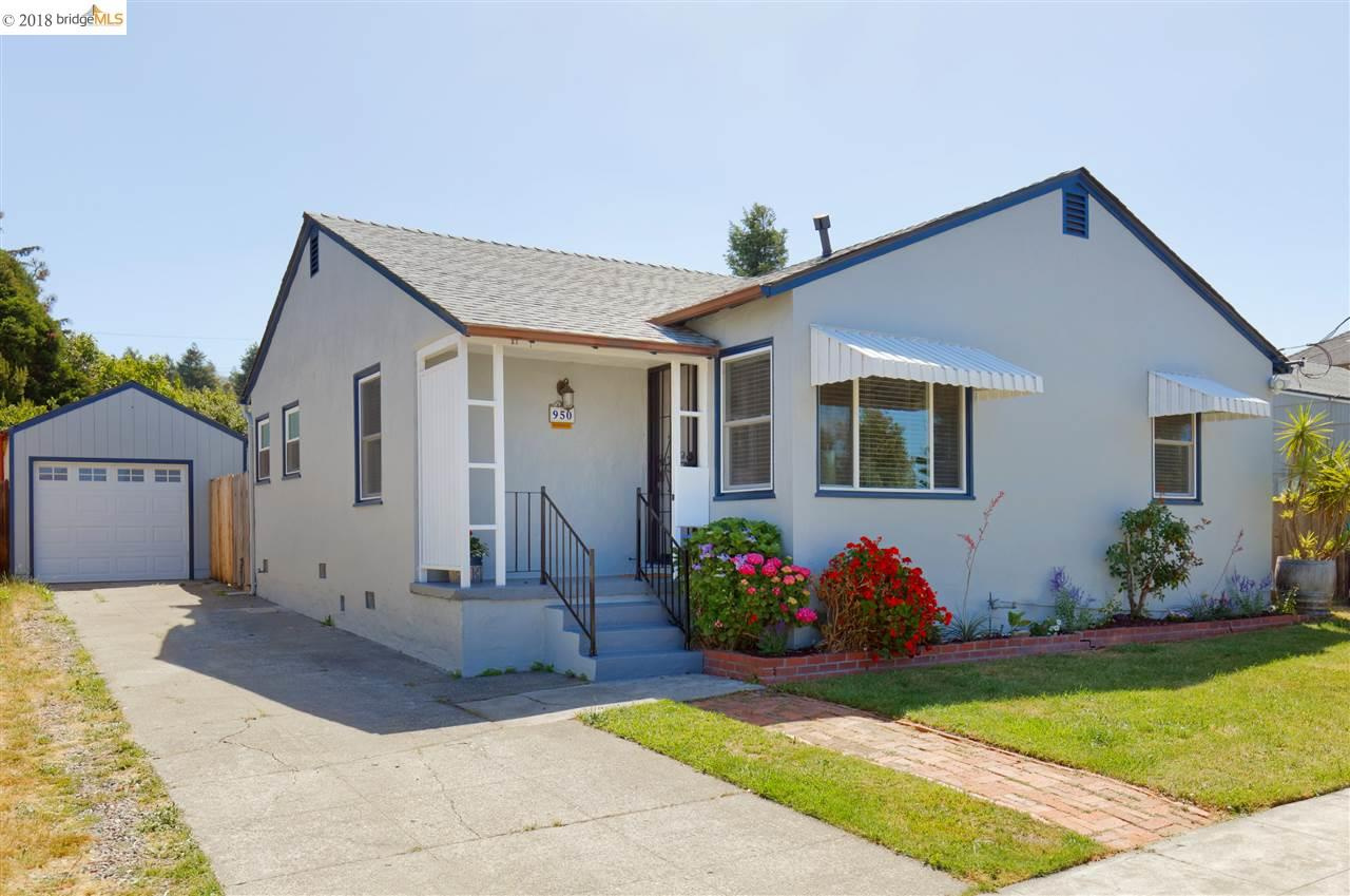 950 KERN ST, RICHMOND, CA 94805