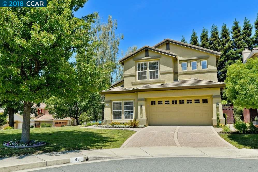 41 ST ANDREWS CT, PLEASANT HILL, CA 94523
