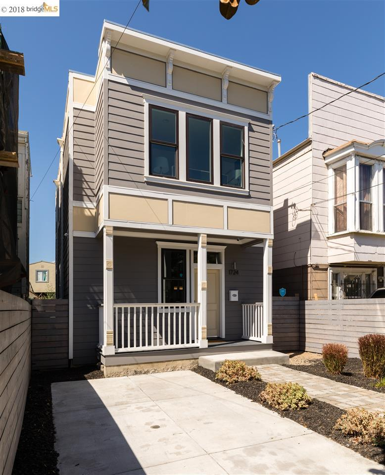 1724 8Th St | OAKLAND | 1620 | 94607