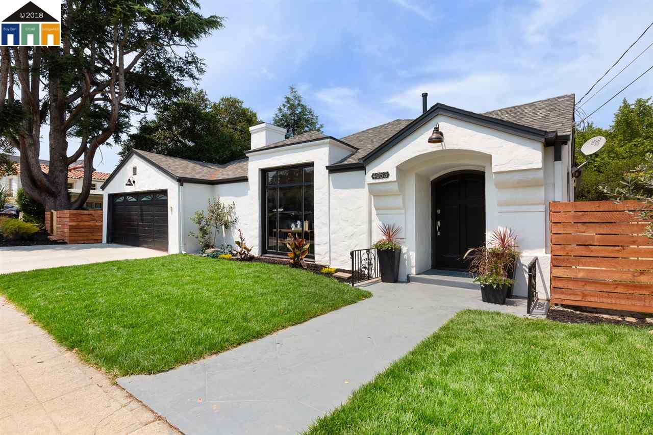 Buying or Selling OAKLAND Real Estate, MLS:40837399, Call The Gregori Group 800-981-3134