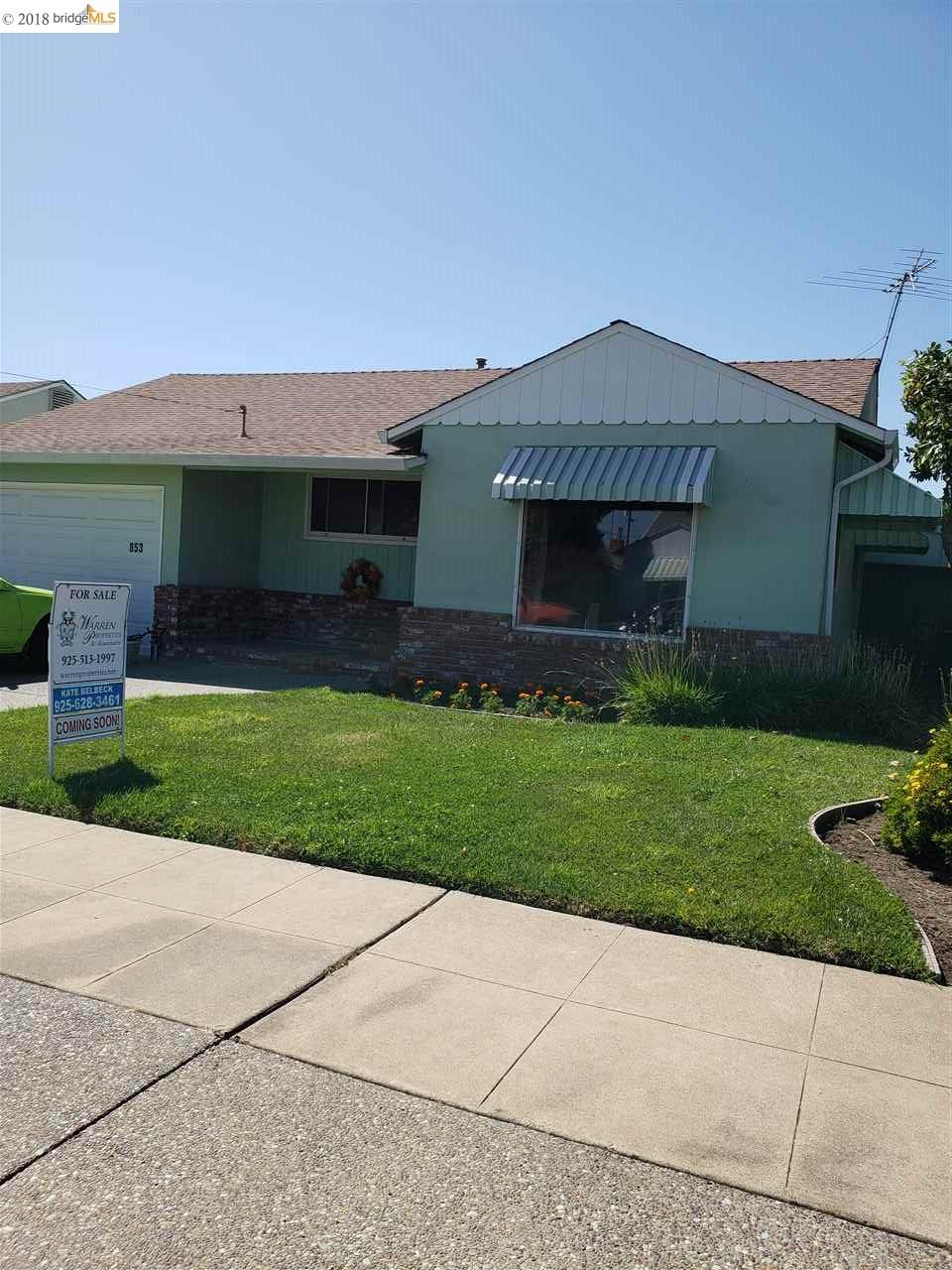 Buying or Selling SAN LEANDRO Real Estate, MLS:40837918, Call The Gregori Group 800-981-3134