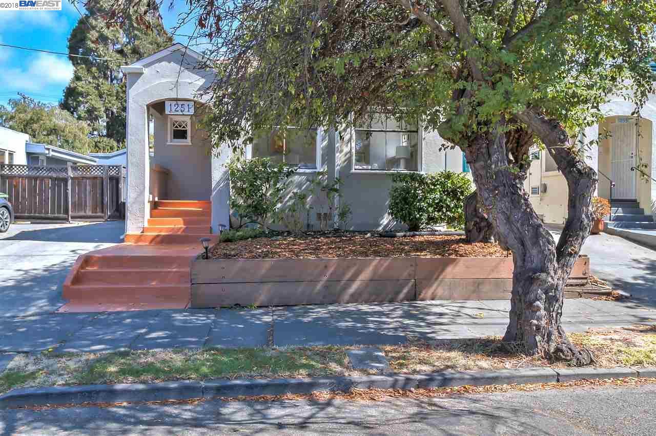 1251 Cornell Ave Berkeley, CA 94706 - MLS #: 40840934