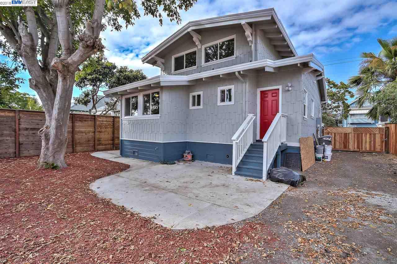 1005 56th Street Oakland, CA 94608 - MLS #: 40841359