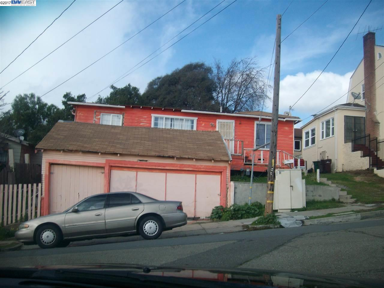 2527 90th Avenue, Oakland, CA 94605. ""