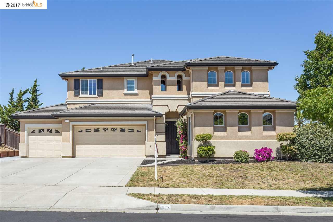 597 Myrtle Beach Drive Bwood 94513 Sold Listing Mls 40782258 Pacific Union International Inc
