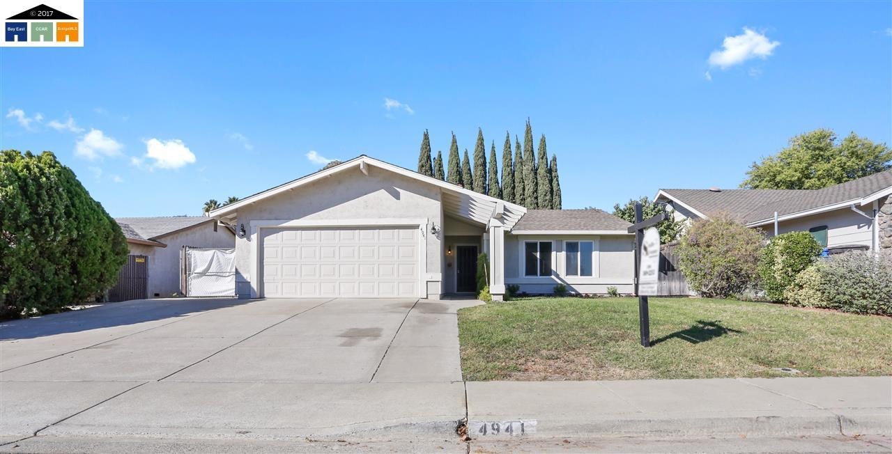 4941 Dawson, OAKLEY, CA 94561