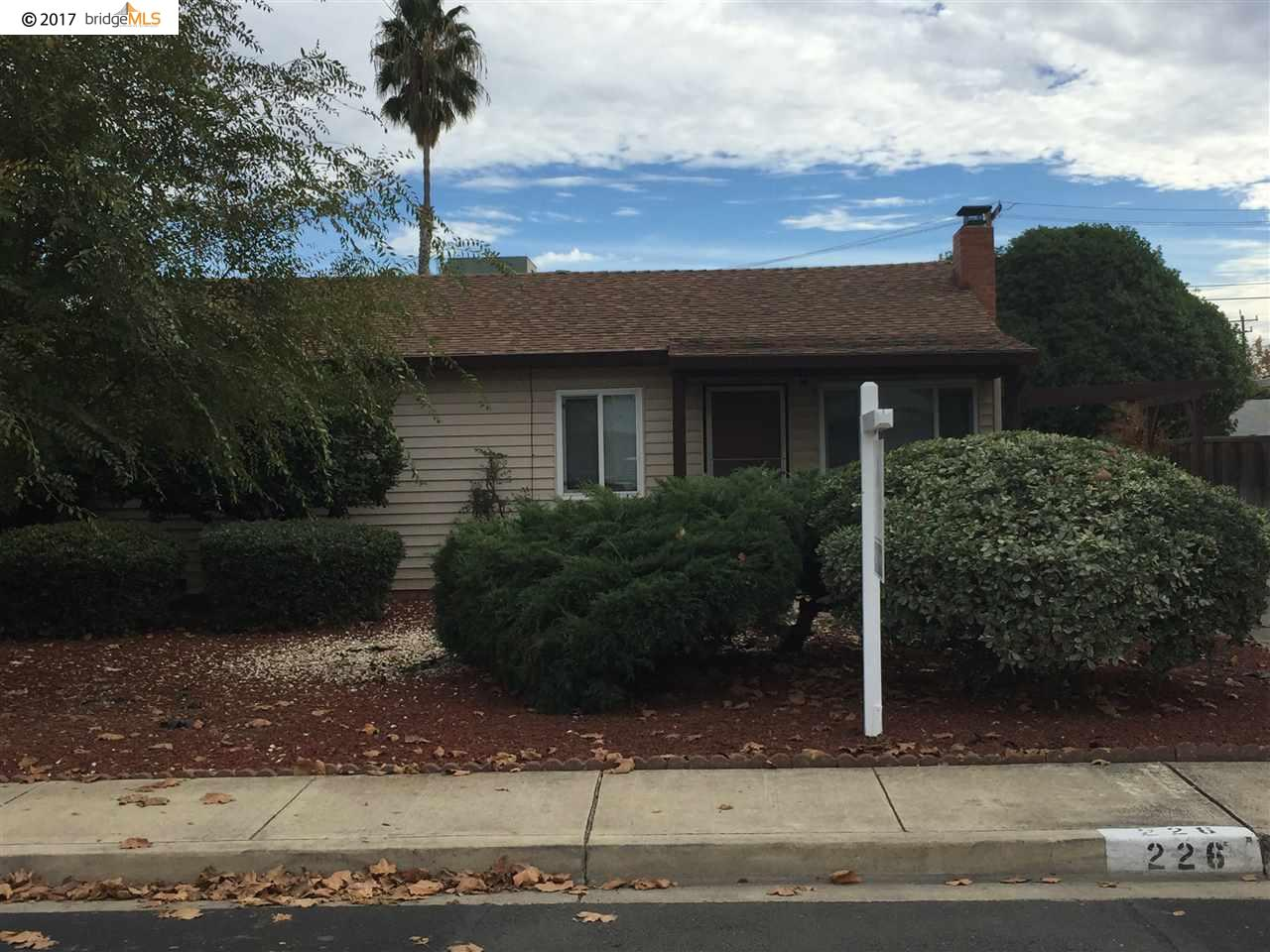 226 Delta Ave, BRENTWOOD, CA 94513