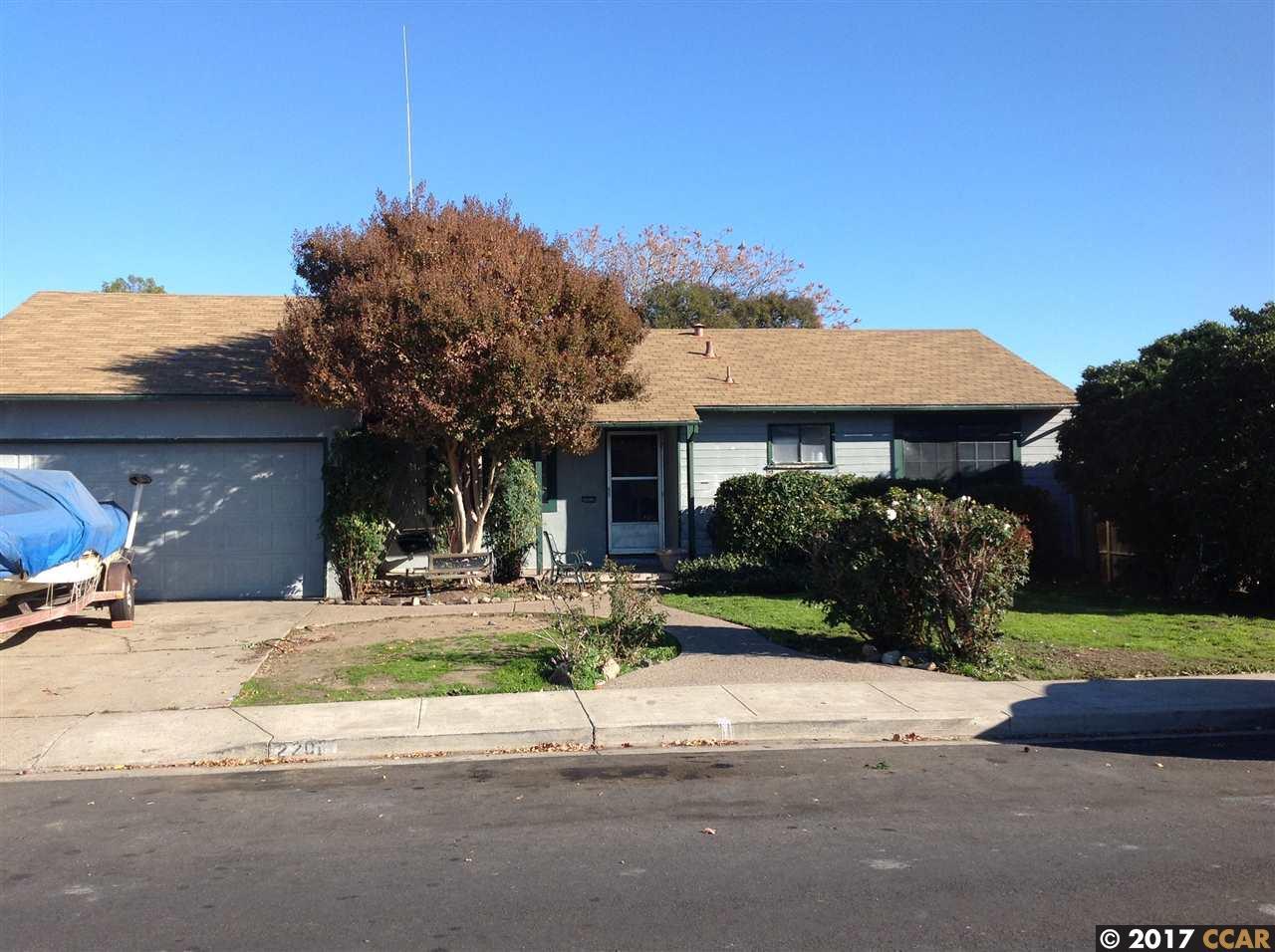 2201 Biglow, ANTIOCH, CA 94509