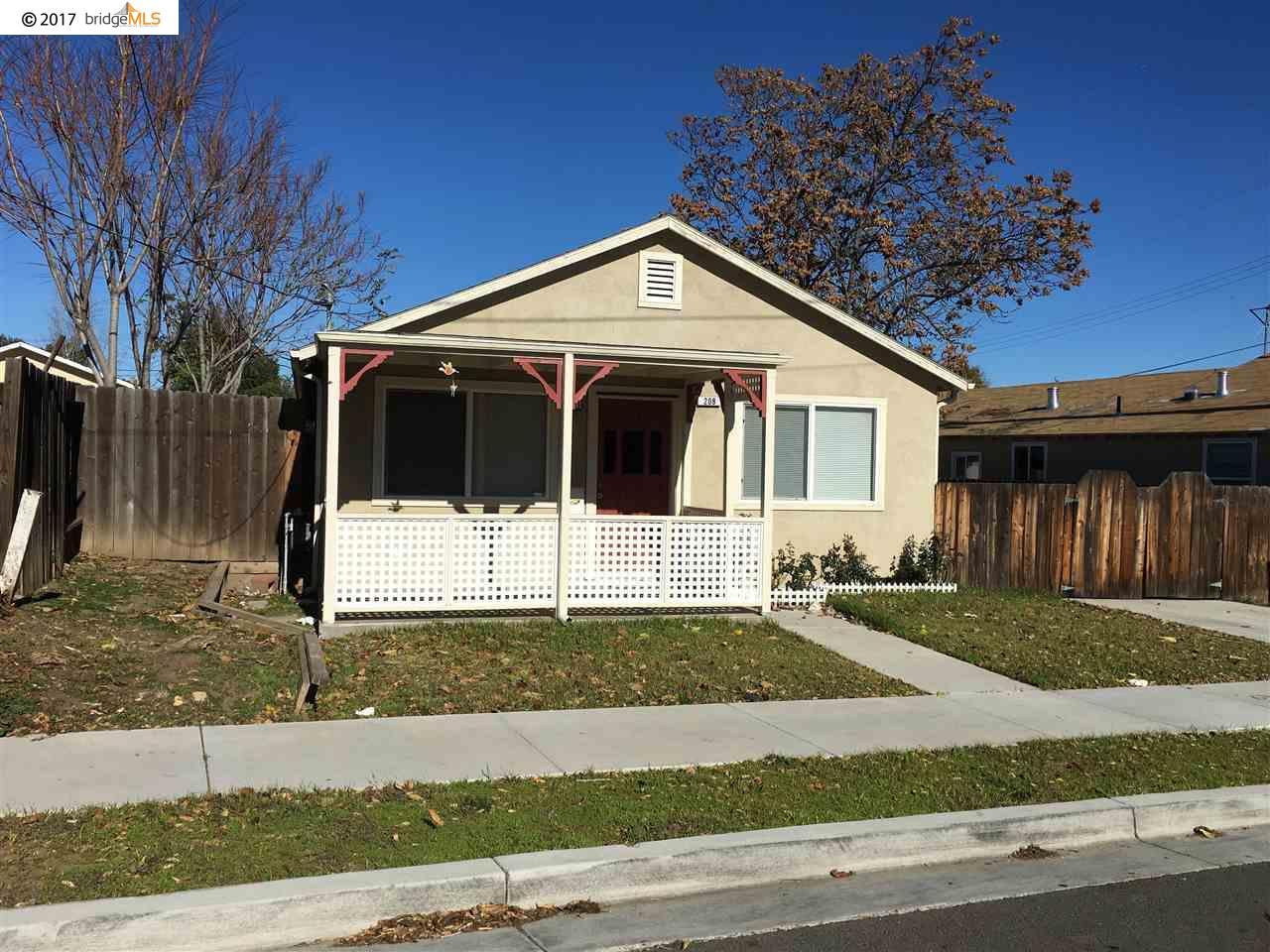 208 Drake St, ANTIOCH, CA 94509