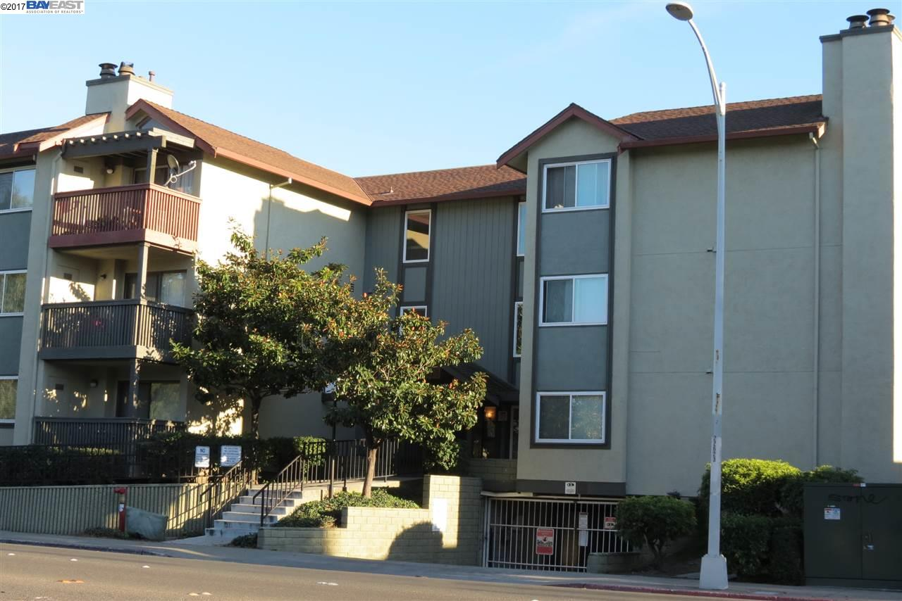 "Excellent location in downtown, close to restaurants, movie theaters, shopping and public transportation. Near Call State East Bay. Good income property.  Tenant would love to stay, rent is $2,250 per month. HOA takes care of the place. A great place to ""park"" some $$$."