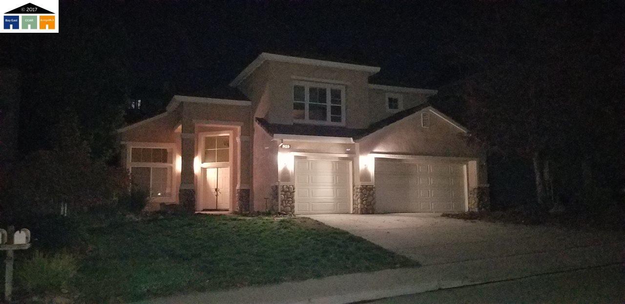 525 Black Oak Way, ANTIOCH, CA 94509