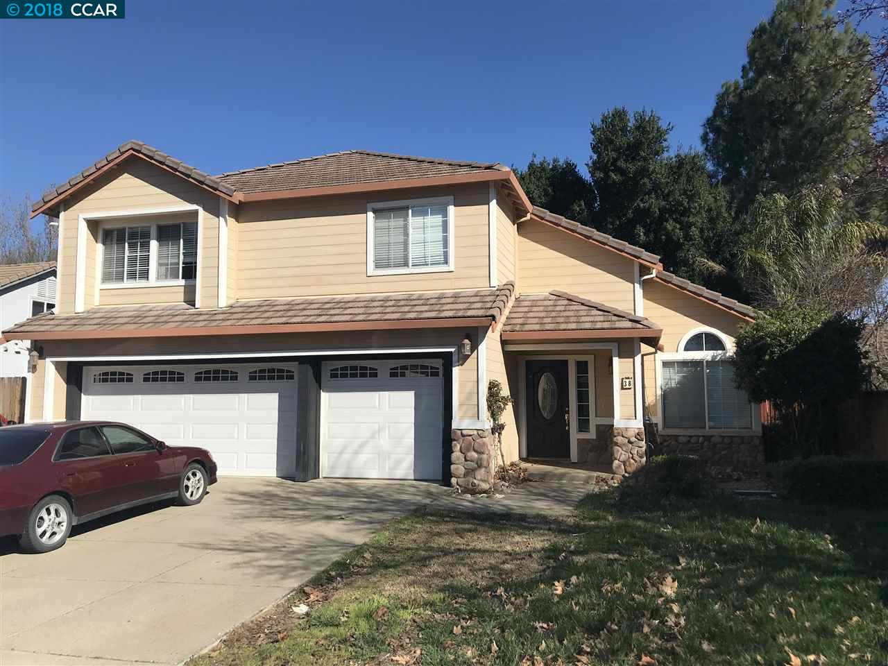 38 Foxtail Ct, BRENTWOOD, CA 94513