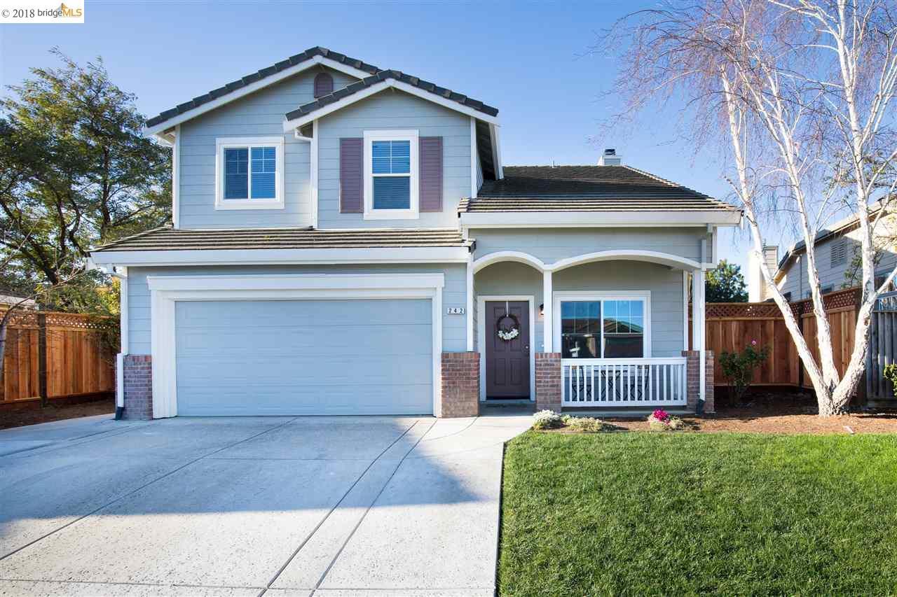 242 Creektrail Ct, BRENTWOOD, CA 94513