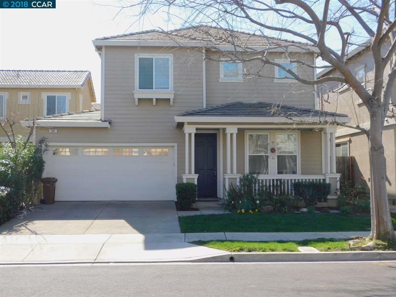 542 Almanor St, BRENTWOOD, CA 94513