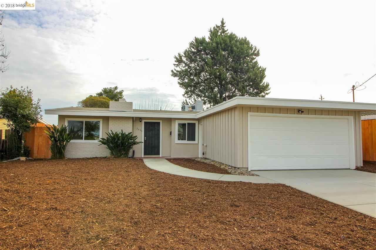 2406 Diablo Ave, ANTIOCH, CA 94509