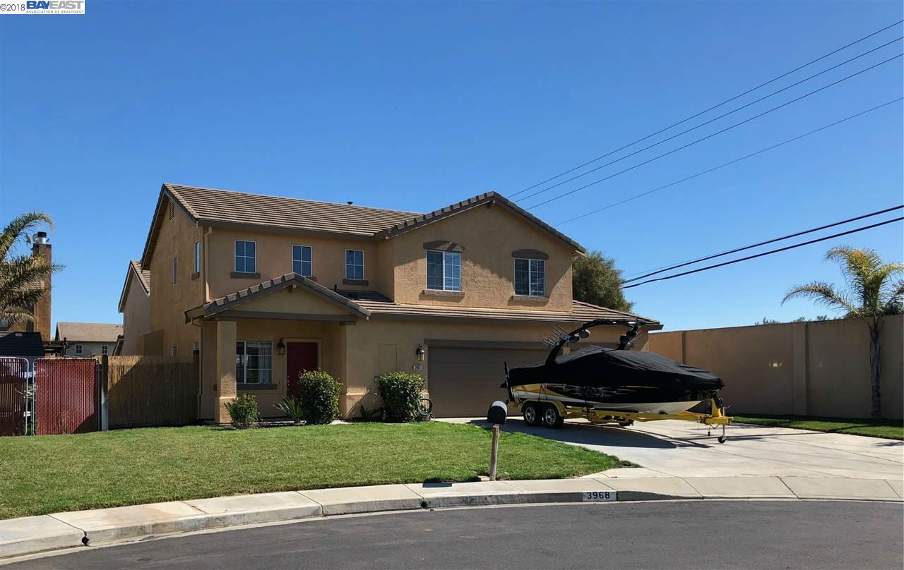 3968 S Coral Court, DISCOVERY BAY, CA 94514
