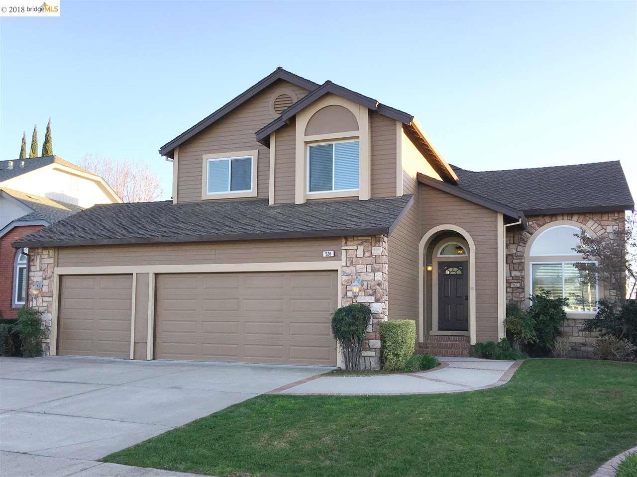 520 Greystone, ANTIOCH, CA 94509