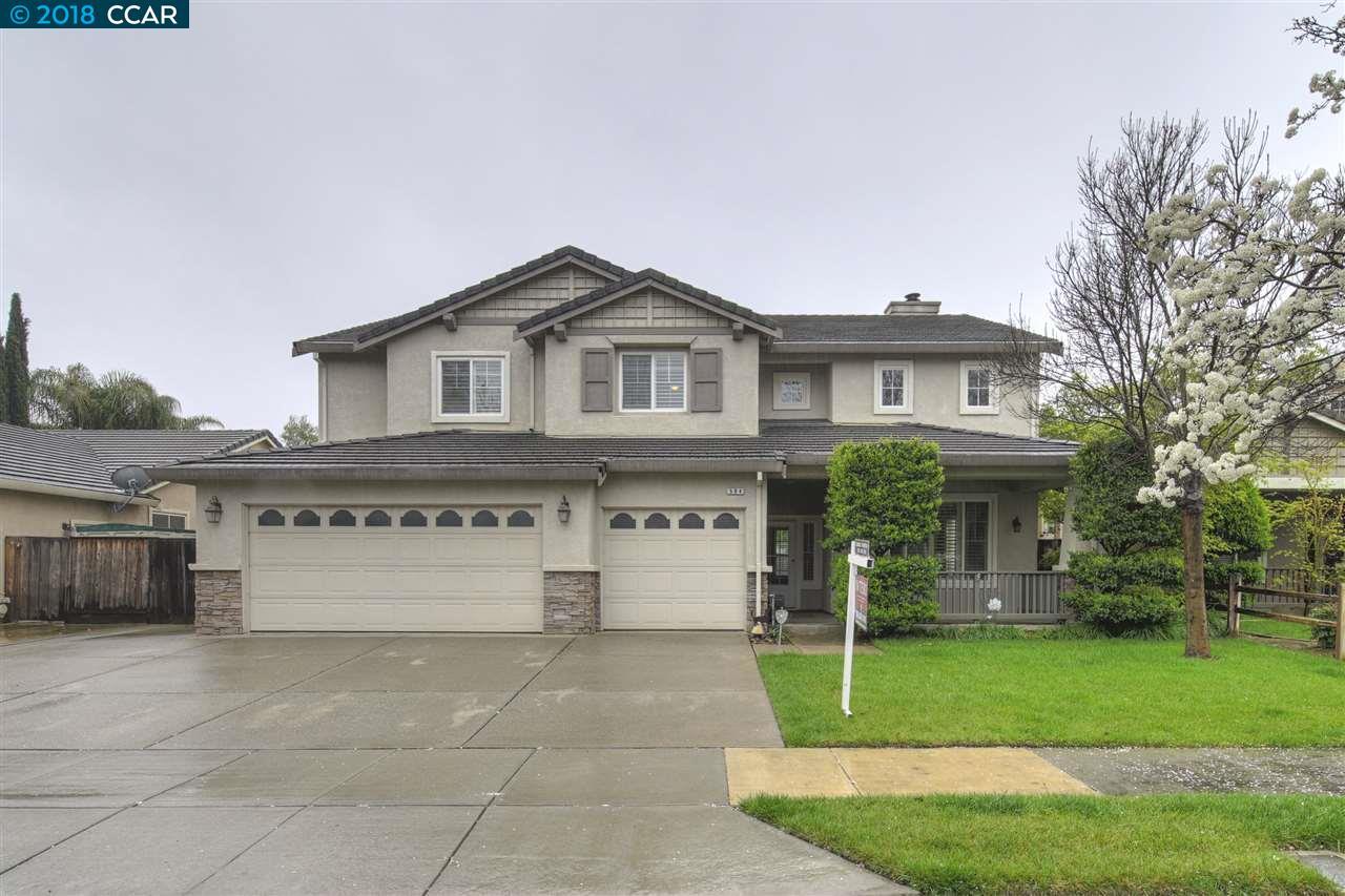 594 Bartlett Ct, BRENTWOOD, CA 94513