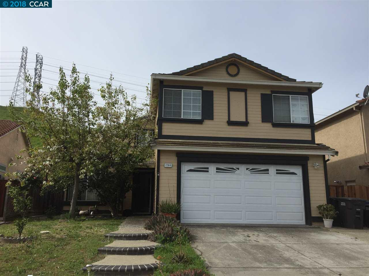 2268 OAK HILLS DR, PITTSBURG, CA 94565