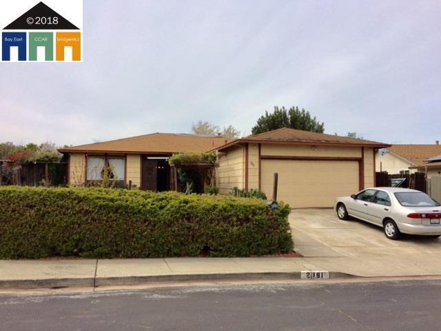 2191 Sugartree Drive, PITTSBURG, CA 94565