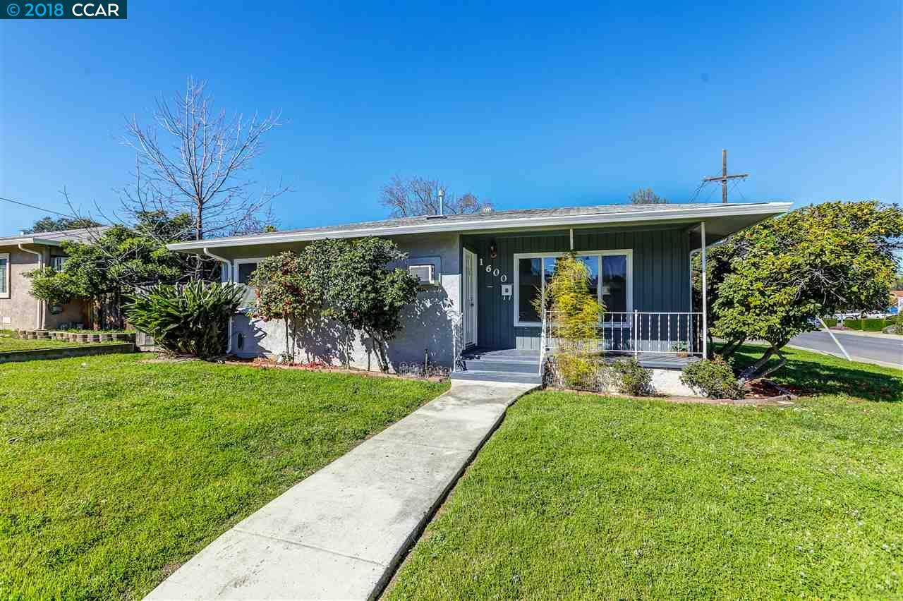 1600 Marie Ave, ANTIOCH, CA 94509