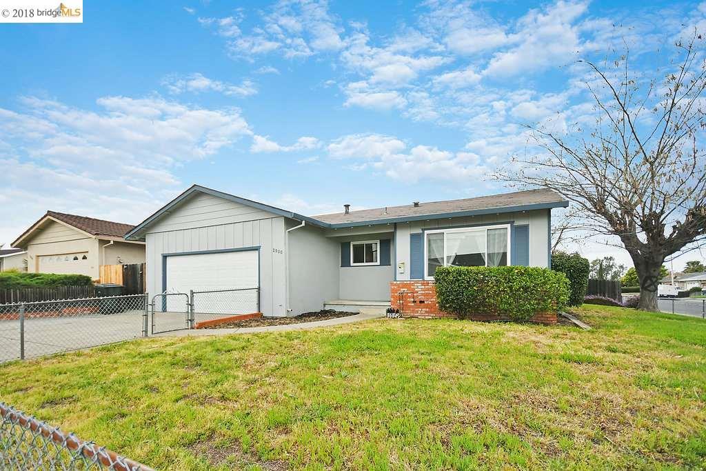 2900 Los Altos Way, ANTIOCH, CA 94509