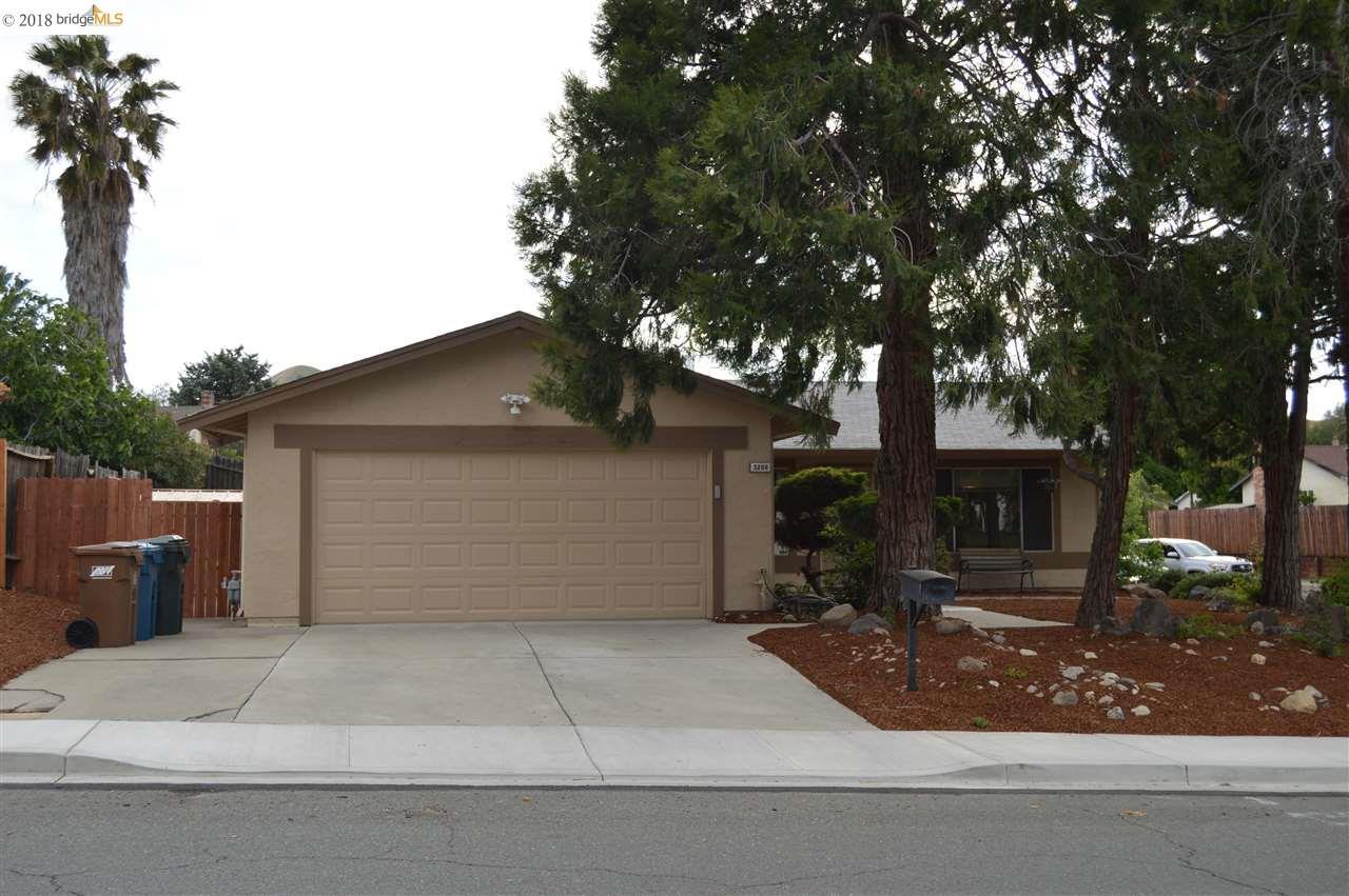 3200 Gentrytown Drive, ANTIOCH, CA 94509