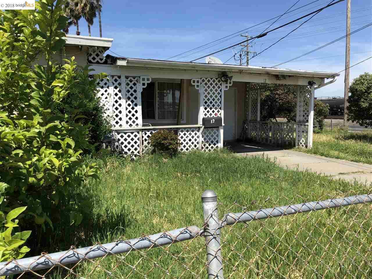 12 Bruno Ave, PITTSBURG, CA 94565