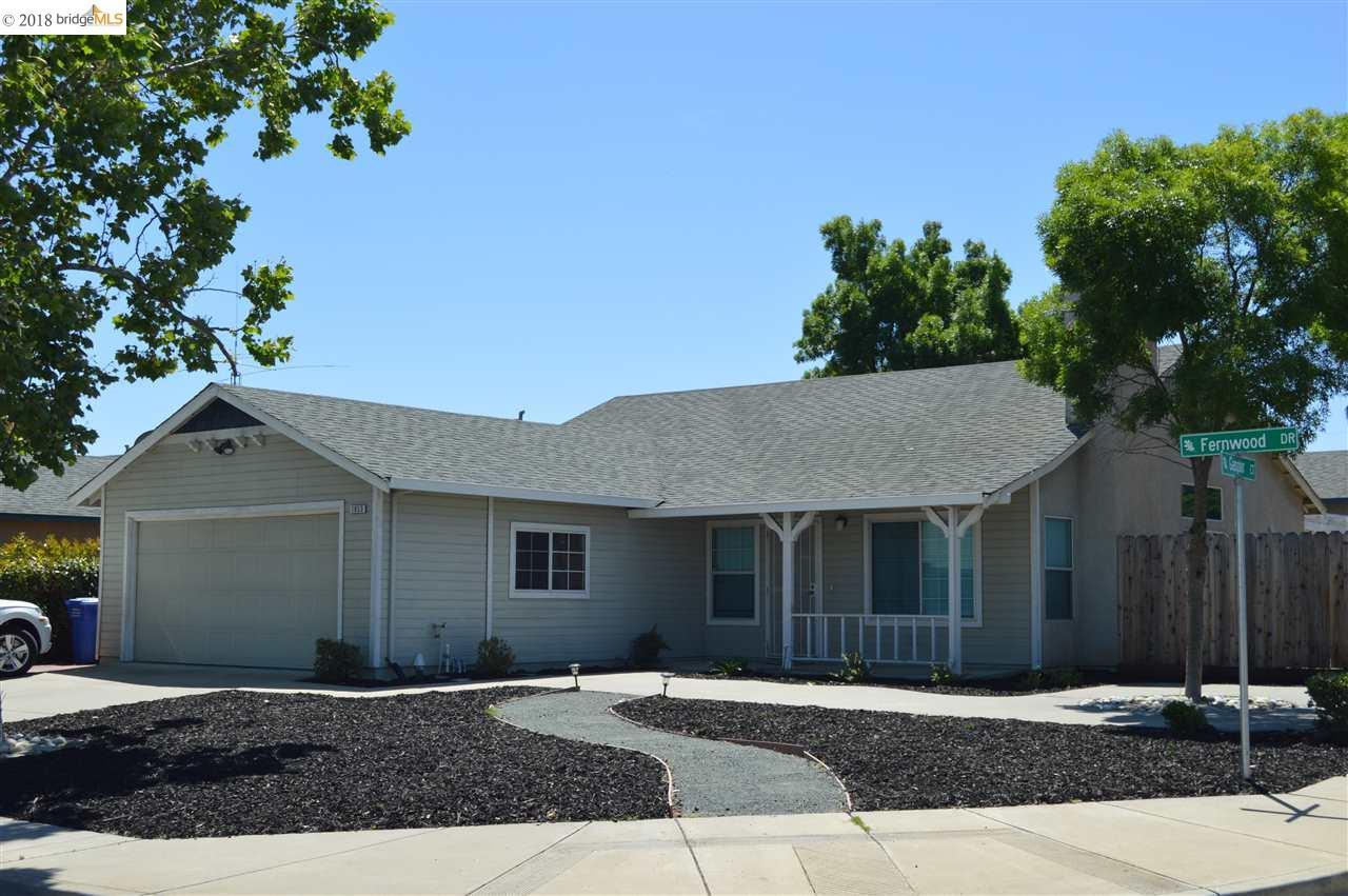 1653 Fernwood Drive, OAKLEY, CA 94561