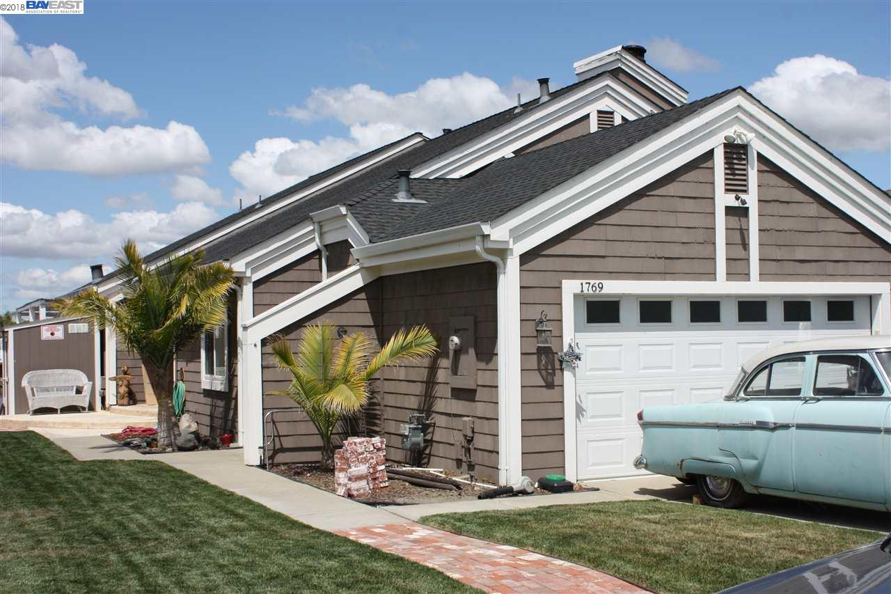 1769 Dune Point Way, DISCOVERY BAY, CA 94505