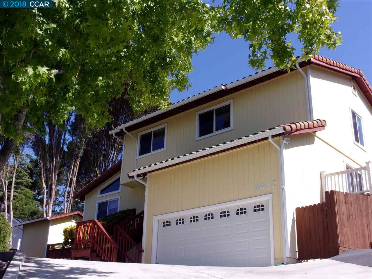 4417 FIELDCREST DR, RICHMOND, CA 94803