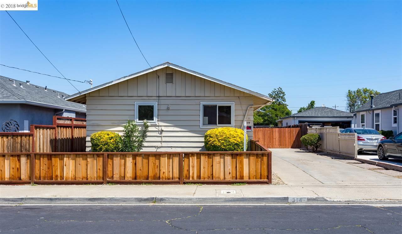 314 E Home St, OAKLEY, CA 94561
