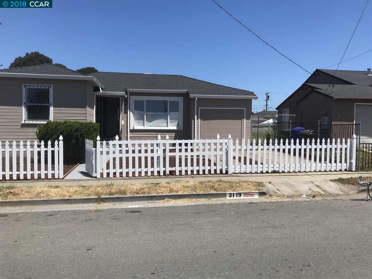 3119 CENTER AVE, RICHMOND, CA 94804